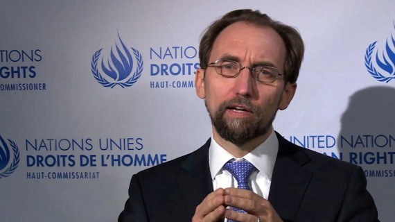 UN rights chief condemns new death sentence in Iran