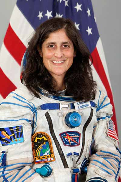 Sunita Williams, 2 astronauts return to Earth from ISS