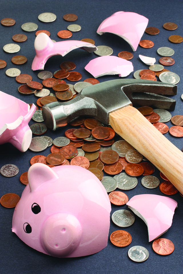 Weathering financial storms with emergency savings