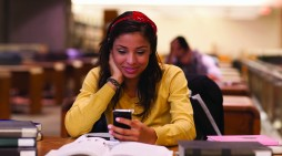 Set your university student up with electronic money transfers