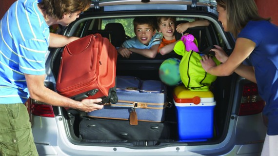 Planning the ultimate family road trip