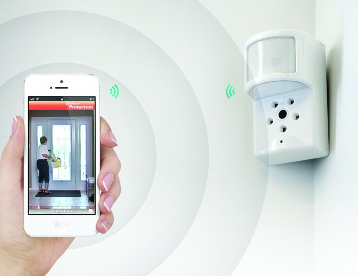 How to check on your home security remotely for peace of mind