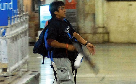 Mumbai attack gunman Kasab hanged, buried in Yeravada prison