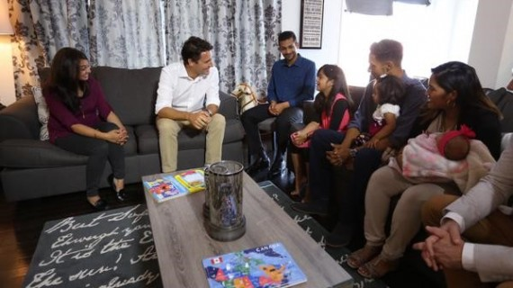 Justin Trudeau outlines real plan to grow the middle class