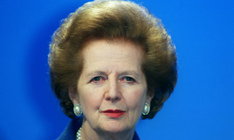Margaret Thatcher's death evokes polarized reaction