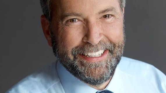 Mulcair announces plan to boost Canadian tourism