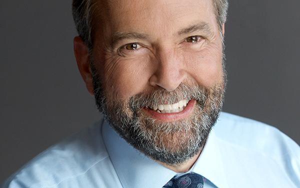Mulcair announces plan to boost Canadian tourism