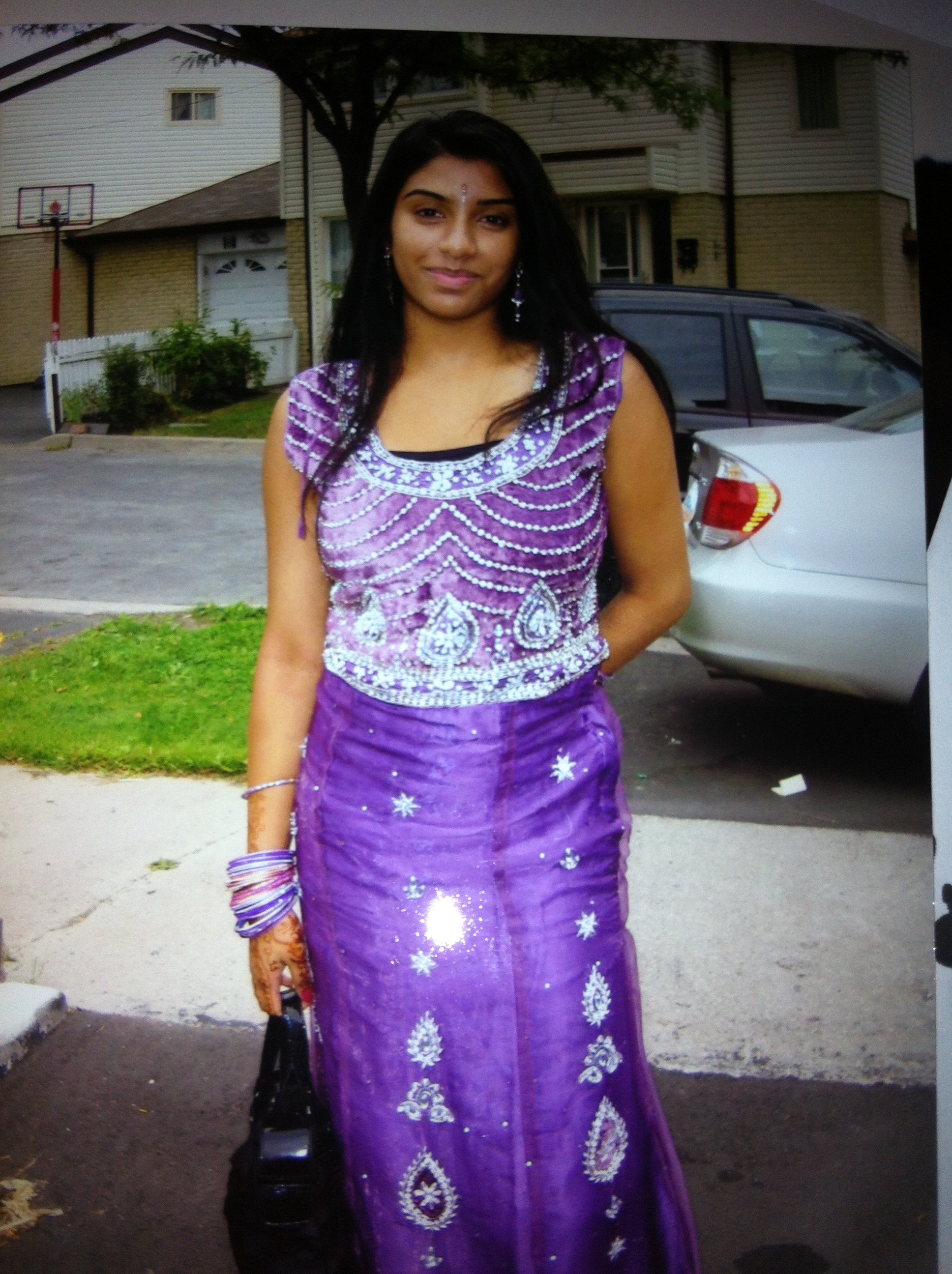 Missing 16 Year-Old Brampton Girl