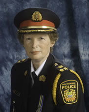 Chief Selected for Peel Regional Police
