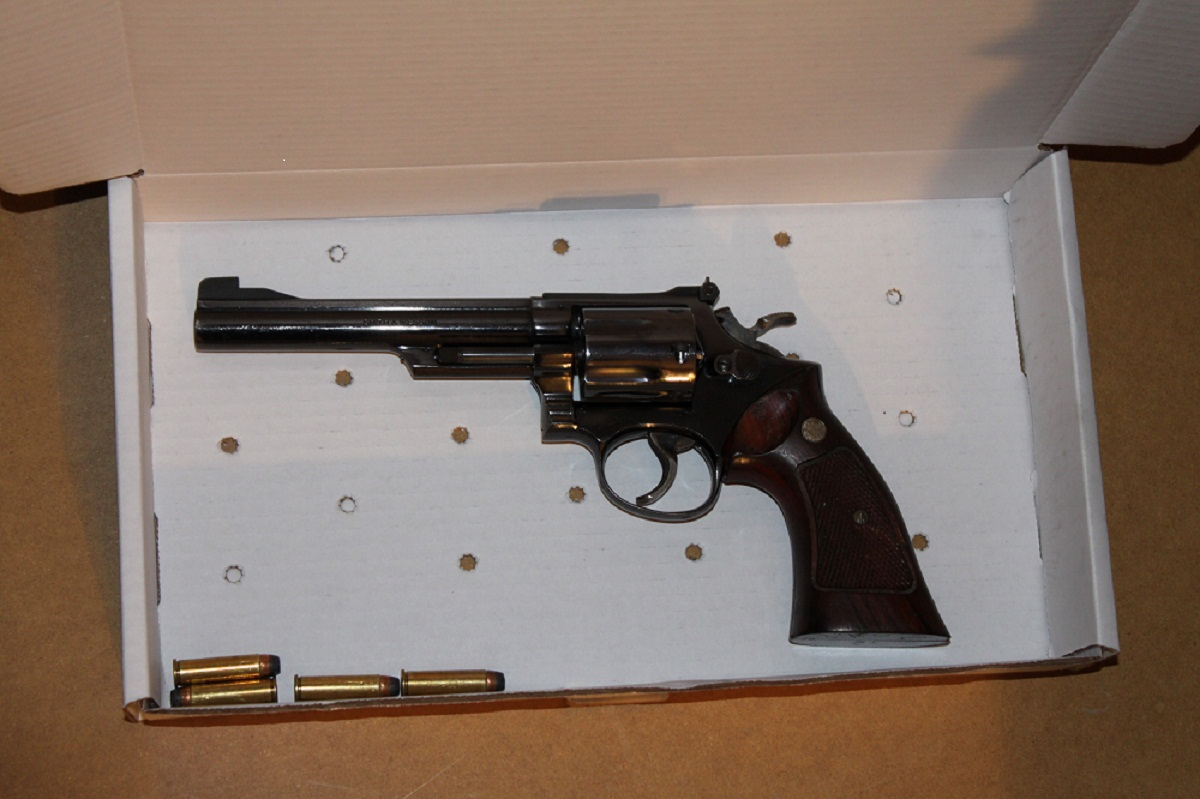 Two Warrants Executed in Brampton – Two Firearms Seized