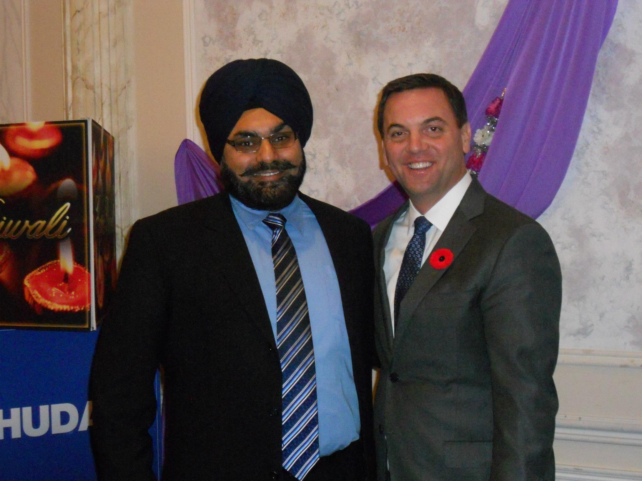 Randeep Sandhu nominated as Ontario PC Candidate for Brampton West