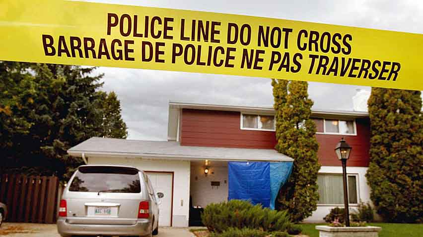 Homicide rates in Canada rise 7%