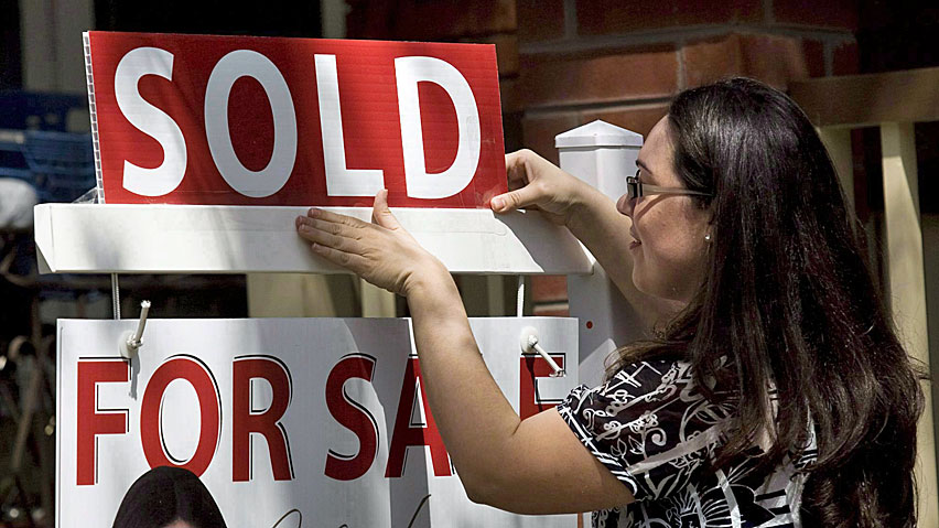 Home prices tick higher despite sales slump
