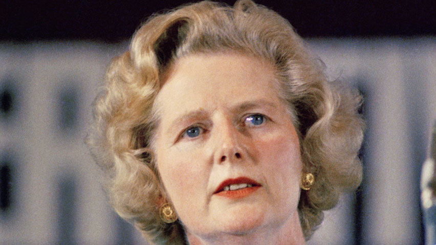 7 memorable Margaret Thatcher quotes