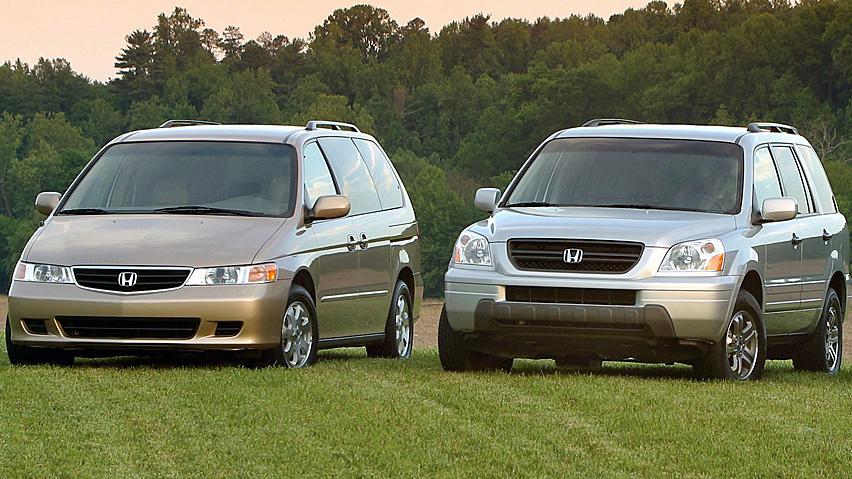 Honda recalls 52,000 Canadian SUVs, minivans