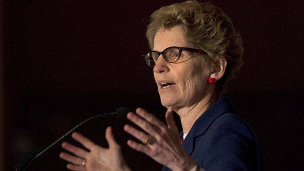 Wynne says gas plant report will help set record straight