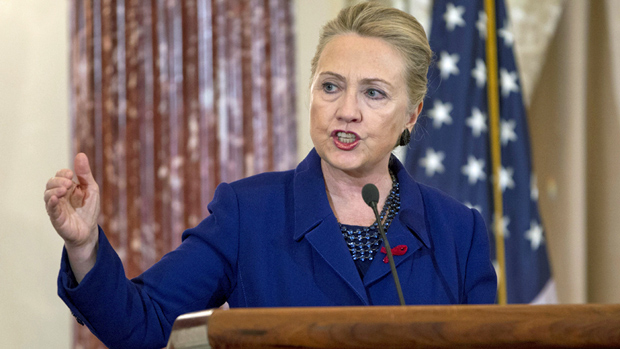 Hillary Clinton says AIDS-free generation 'within our reach'