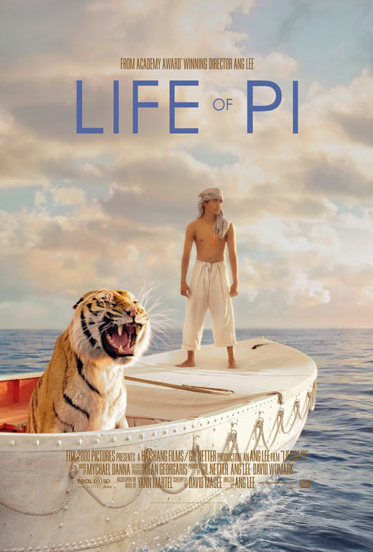 'Life of Pi' to be the opening film at 43rd IFFI in Goa