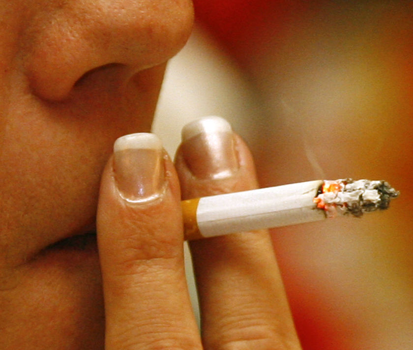 Peel Smoking Rate Down, but Burden Still Immense